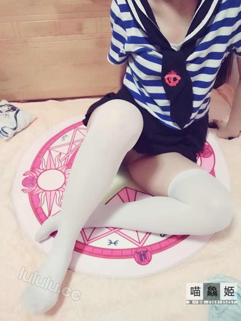喵鱻姬 - Loli teen girl show pussy