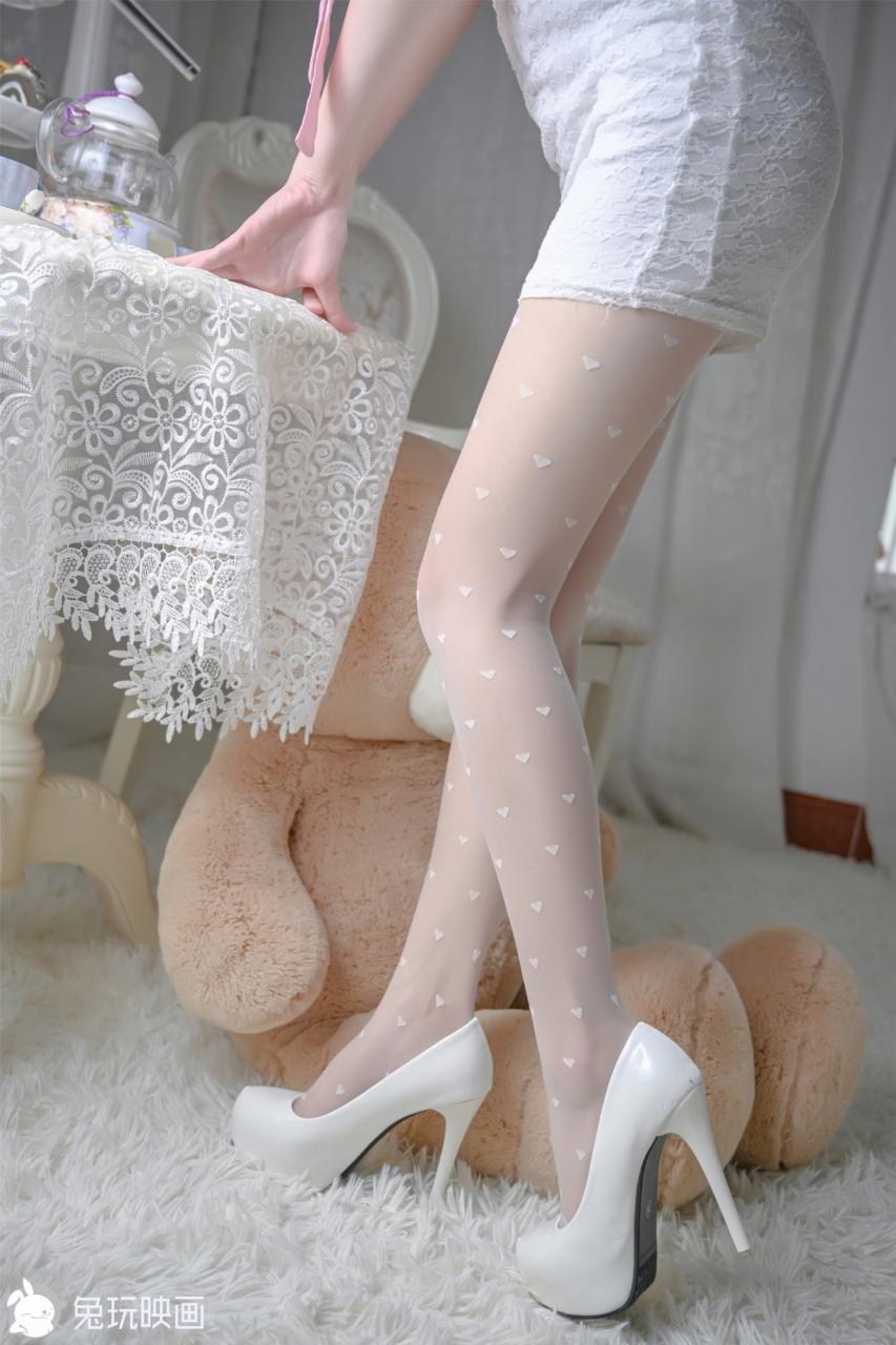 [兔玩映畫]  Great long legs-(44P)