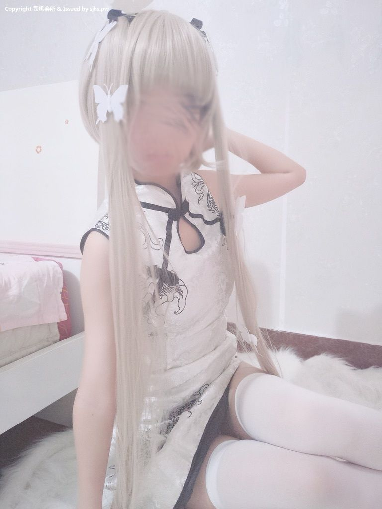 Sweet little wife Shen Jiaojiao sister-Kasugano Sora cosplay-(41P)